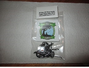 25 octopus beak size 2 0 hooks for Wrap fishing system